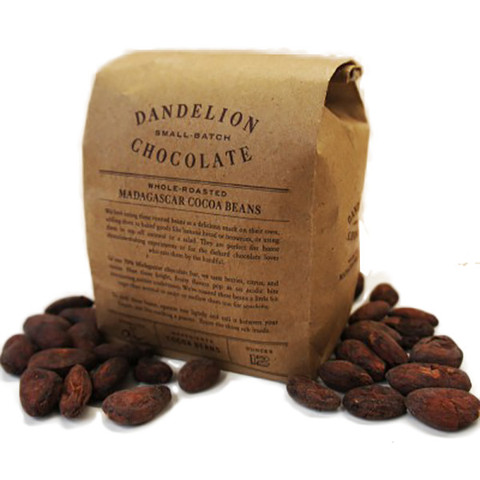 Dandelion Chocolate Roasted Cacao Beans