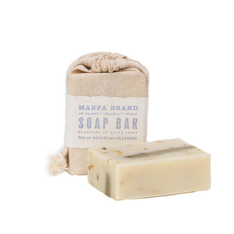Exclusive Marfa Brand Soap - Cedar Juniper Lavender